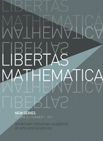 Submit a Paper to Libertas Mathematica (new series